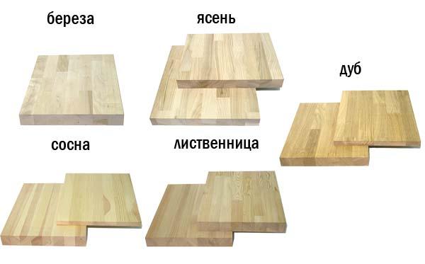 �� Срощенный мебельный щит купить недорого в Украине ᐅ